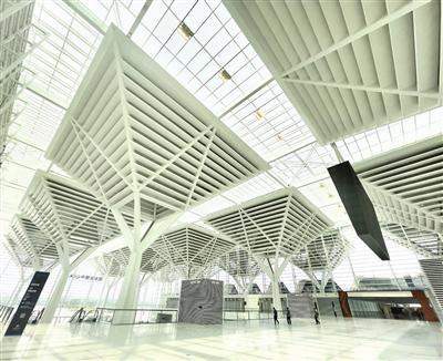 国家会展中心(天津)即将启用 天津准备好了!