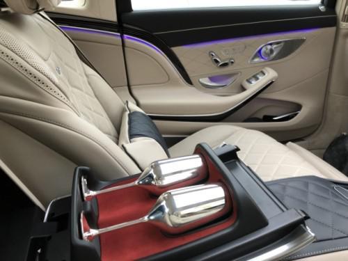 19款迈巴赫S560绝顶配现车含税售全国