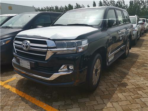 丰田酷路泽4000GT顶配中东V6售高雄价格