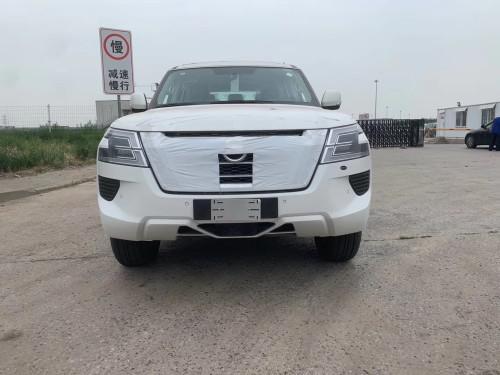 2020款日产尼桑途乐4.0XE天津批发价格
