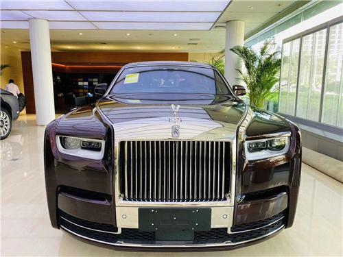 劳斯莱斯幻影现车价格 世上最安静的汽车