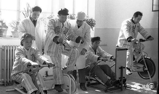 1986年11月,河西医院海地珠江康复分院已落成。庞万军 摄