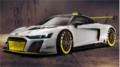 奥迪旗舰跑车R10造型紧凑彰显跑车特性