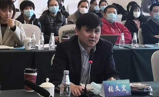"""张文宏:""""无症状感染者""""随时会造成社区传播"""