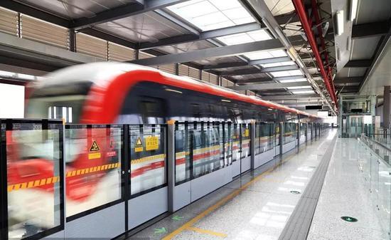 最新!天津地铁8号线正开展初步设计等工作