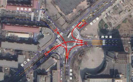 天津这个繁华路口要有红绿灯了!