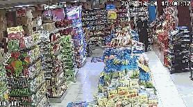 △二人第二次在超市行窃