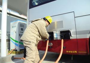 300辆纯电动公交车年底交付