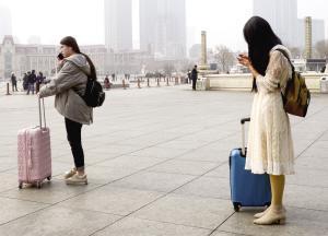 新报讯【记者 郑东红 通讯员 晓倩】昨天,铁路迎来了春运最后一天。