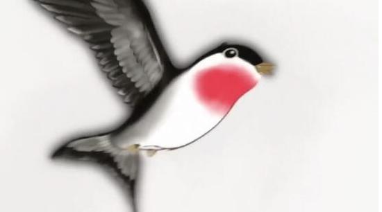 飞燕形象的设计,好像信手拈来,实际大有深意。