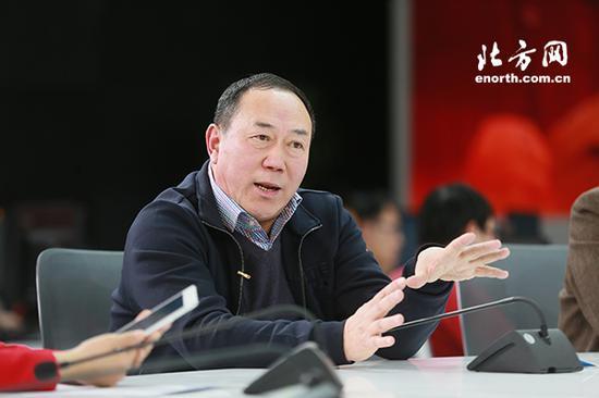 大型史诗电视剧《换了人间》导演倪祖铭做客津云