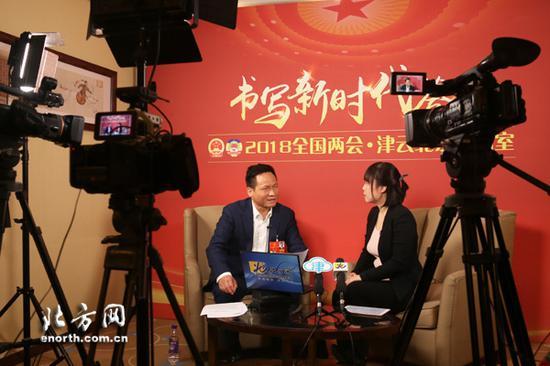 """杨光代表谈如何实现""""三大变革"""",推动高质发展"""