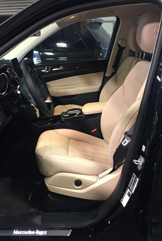 17/18款奔驰GLS450裸价更优惠天津热卖