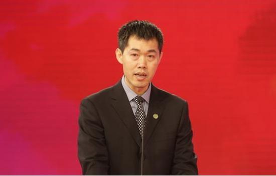 中国消费者协会副会长兼秘书长朱剑桥致辞