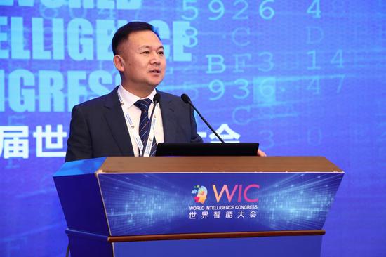 伊利实业集团股份有限公司副总裁张轶鹏