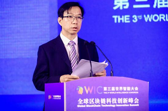 图:蓟州区委副书记、区长廉桂峰