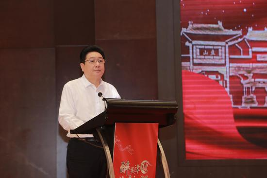 天津市文化和旅游局党委书记、局长姚建军