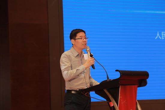 人民文旅智库理事长兼首席研究员吴若山