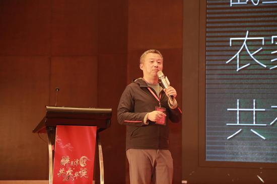 九略旅游管理有限公司总经理、蓟州民宿协会会长李谦