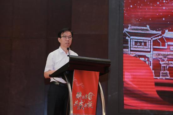 蓟州区区委副书记、区长廉桂峰