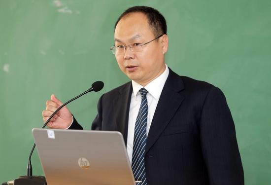 姚庆君教授