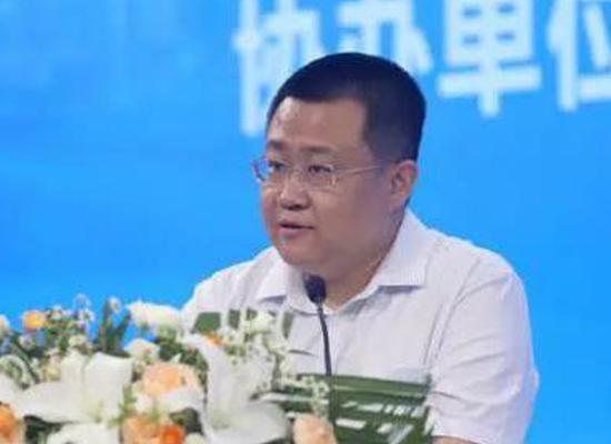 天津市信用协会副会长、天津市信用标准委秘书长王盟