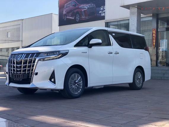2020款丰田埃尔法商务车成功人士的选择