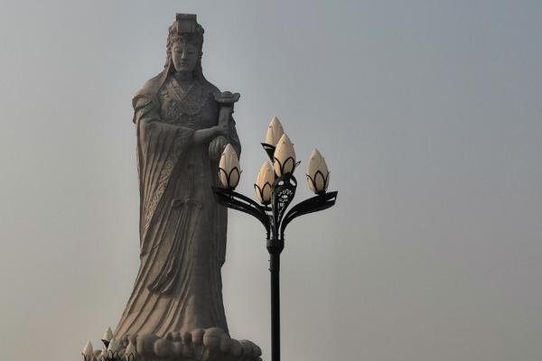 中新生态城妈祖文化风