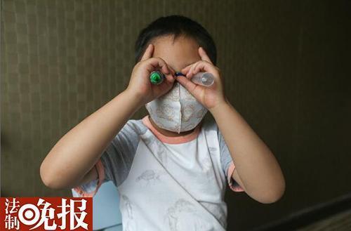 """7岁白血病患儿对父母各说""""谢谢""""后安静离世"""