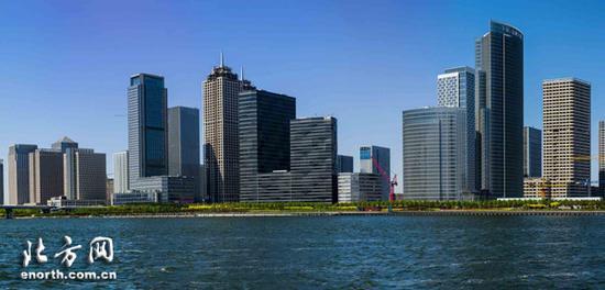滨海新区着力打造转型发展升级版