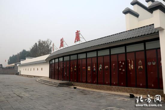 宝坻区牛庄子葫芦庐博物馆