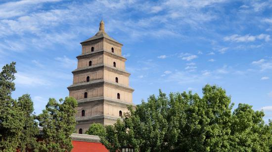 西安-大雁塔