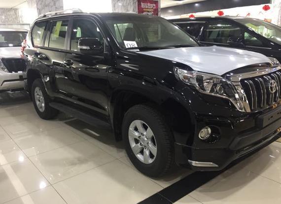 2017款丰田霸道2700 进口普拉多报价劲惠