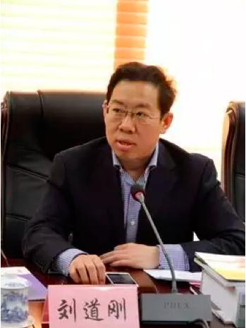 市委统战部副部长、市工商联党组书记、常务副主席刘道刚