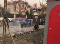 """公共景区变营地 梅江景区""""最近有点儿烦"""""""