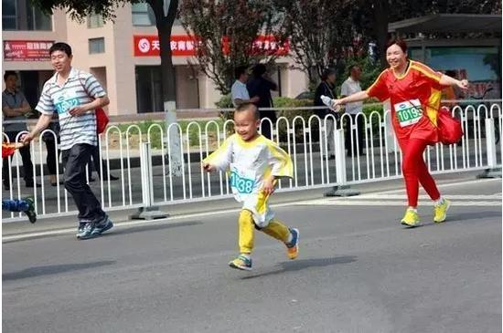 全国各地兴起马拉松热潮