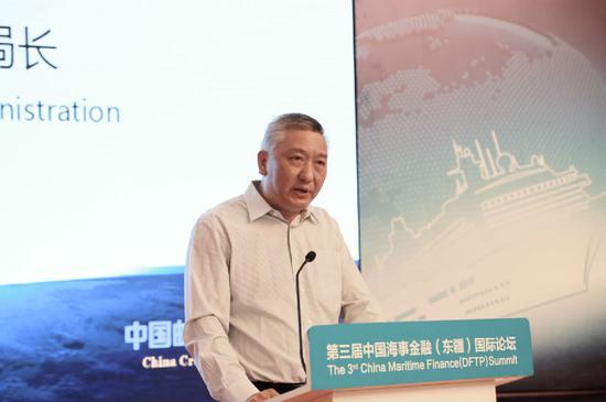 天津海事局副局长程俊康