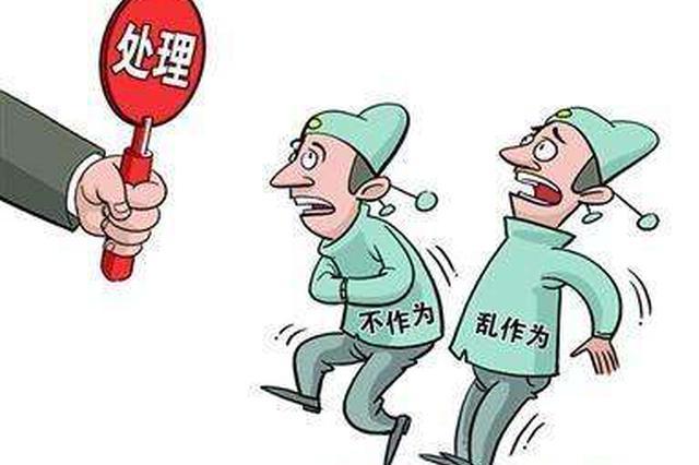 天津市纪委明察暗访 通报5起不作为不担当典型问题