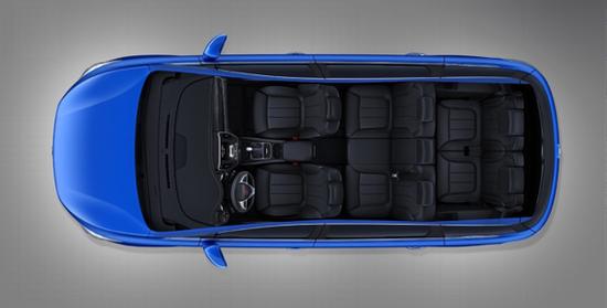 8月1日发布——大美7座车  比亚迪宋七座版正式定名宋max338