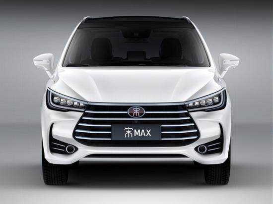 8月1日发布——大美7座车  比亚迪宋七座版正式定名宋max515