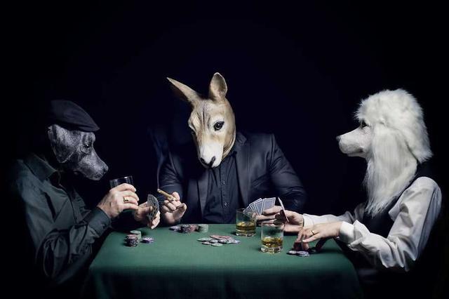 """当动物穿上人的衣服 """"内心深处是一个动物"""""""