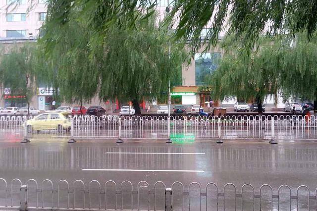 天津今天白天小雨 夜间将有中雨最高气温24℃