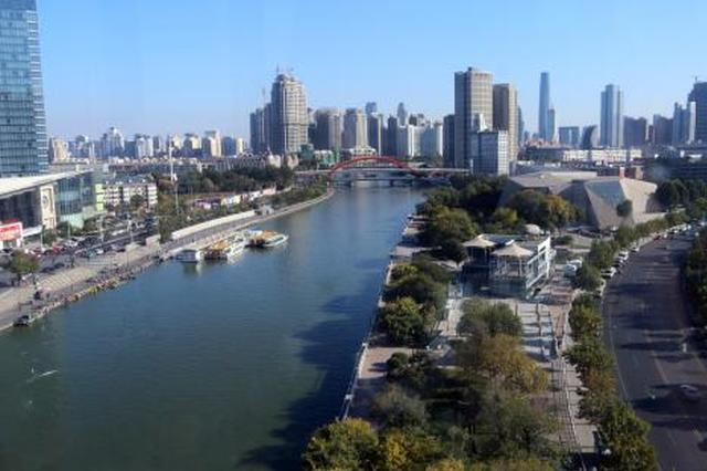 天津2月空气质量排行:河北区最好 宝坻区最差
