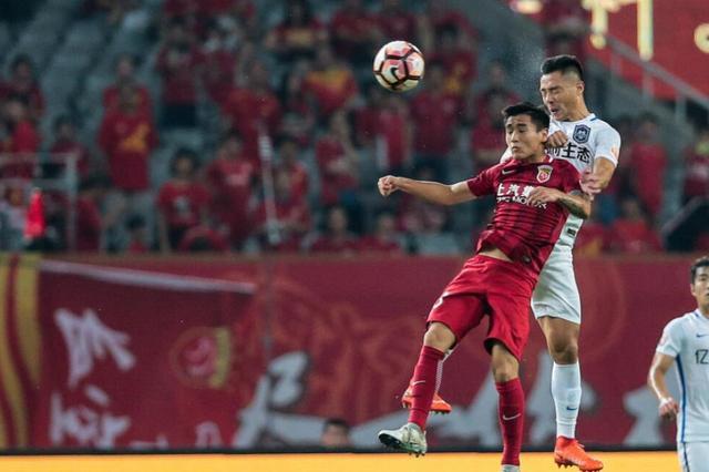中超-潘喜明获中超处子球难救主 泰达1-3负上港