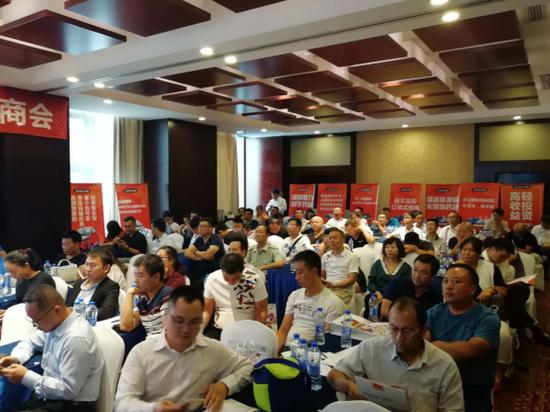 众泰芝麻冀鲁豫联合招商会圆满成功,或将打开全新的销售格局232