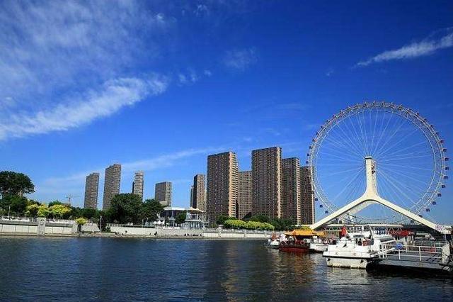 """天津第8次入选""""外籍人才眼中最具吸引力的中国城市"""""""