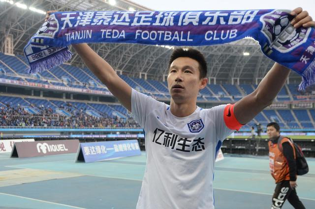 曹阳:感谢球迷欢呼声 所有人与我见证了这个时刻