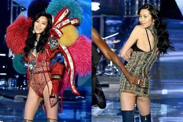 """""""中国第一超模""""刘雯今年再登全球超模收入十强"""