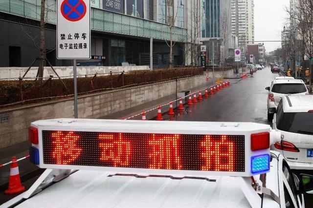 津城违停摄录巡逻车增加 常在这100个地儿停车注意了