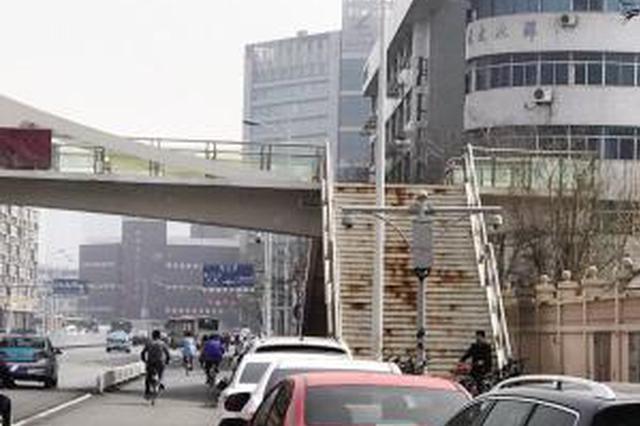 """从""""过得去""""到""""走得好"""" 津两年将整修89座天桥"""